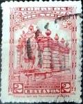 Sellos de America - México -  Intercambio 0,20 usd 2 cent. 1923