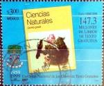 Sellos de America - México -  Intercambio 0,35 usd 3 pesos 1999