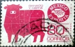 Stamps : America : Mexico :  80 cent. 1981
