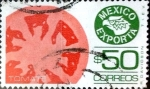 Sellos de America - México -  Intercambio 0,20 usd 50 pesos 1987