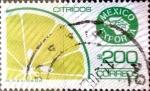 Stamps Mexico -  Intercambio 0,50 usd 200 pesos 1983