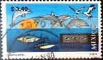Sellos de America - México -  Intercambio 0,45 usd 3,40 pesos 1996