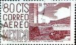 Sellos de America - México -  Intercambio 0,30 usd 80 cent. 1963
