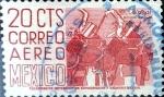 Sellos de America - México -  Intercambio 0,20 usd 20 cent. 1950