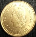 monedas de America - Argentina -  1971 (Anverso)