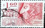 Sellos de America - México -  Intercambio 1,00 usd 1,60 pesos 1975