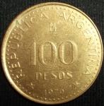 monedas de America - Argentina -  1979 (Reverso)