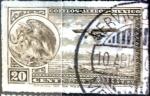 Sellos de America - México -  Intercambio 0,20 usd 20 cent. 1930