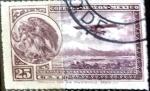 Stamps Mexico -  Intercambio 0,80 usd 25 cent. 1930