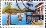 sellos de America - México -  Intercambio 0,60 usd 3,50 pesos 1997
