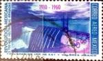 Sellos de America - México -  Intercambio 3,00 usd 5 pesos 1960