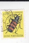 Sellos de Africa - Guinea -  insecto-