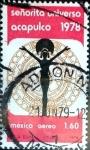 Sellos de America - México -  Intercambio cxrf 0,20 usd 1,60 peso 1978