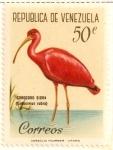 Stamps Venezuela -  Pajaros de Venezuela