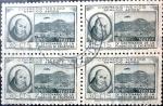 Sellos de America - México -  Intercambio 0,80 usd 4 x 30 cent. 1946