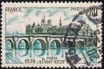 Sellos de Europa - Francia -  Le Pont-Neuf, Paris