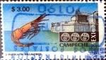 Sellos de America - México -  Intercambio 0,40 usd 3 pesos 1996