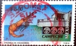Sellos del Mundo : America : México : Intercambio 0,40 usd 3 pesos 1996