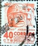 Sellos de America - México -  Intercambio 0,20 usd 40 cent. 1951