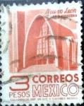 Sellos del Mundo : America : México : Intercambio 0,35 usd 3 pesos 1975