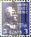 Sellos del Mundo : America : Estados_Unidos : Intercambio 0,20 usd 3 cent. 1938