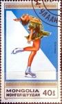 Stamps : Asia : Mongolia :  Intercambio nf2b 0,20 usd 40 m. 1990
