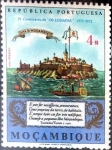 Sellos del Mundo : Africa : Mozambique : Intercambio 0,30 usd 4 escudos 1972