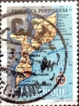 Sellos del Mundo : Africa : Mozambique : Intercambio 0,20 usd 1 escudo 1954