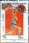 Stamps : America : Nicaragua :  2 cordoba 1983