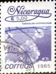 Sellos del Mundo : America : Nicaragua : Intercambio 0,20 usd 5 Córdoba 1986