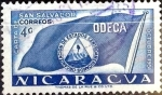 Stamps : America : Nicaragua :  Intercambio 0,20 usd 4 cent. 1953