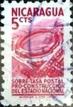 Sellos del Mundo : America : Nicaragua : Intercambio 0,20 usd 5 cent. 1952