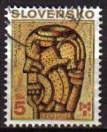 Sellos del Mundo : Europa : Eslovaquia : ESLOVAQUIA 1999 Scott 337 Sello Bienale de Bratislava Michel 346