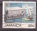 Stamps Jamaica -  año mundial de la comunicación