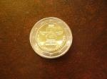 monedas del Mundo : Europa : Bélgica :  Derechos Humanos