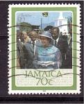 Sellos de America - Jamaica -  60 cumpleaños