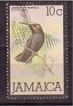 Stamps Jamaica -  seri- aves