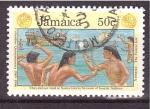 Stamps Jamaica -  500 años
