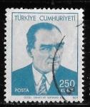 Sellos de Asia - Turquía -  Turquía-cambio