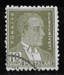 Stamps Turkey -  Turquía-cambio