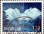 Sellos de Europa - Noruega -  Intercambio 0,20 usd 1,5 krone 1965