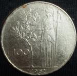 monedas de Europa - Italia -  1962 (Reverso)