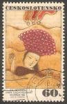 Sellos de Europa - Checoslovaquia -  1867 - Bienal de ilustraciones para libros infantiles