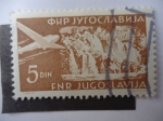 Stamps Yugoslavia -  Yogoslavia-