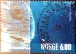 Stamps Norway -  Intercambio 0,20 usd 6 krone 2004