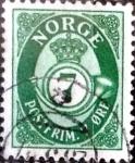 Sellos del Mundo : Europa : Noruega : 7 ore 1941