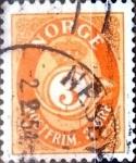 Sellos del Mundo : Europa : Noruega : 3 ore 1941