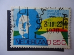 Stamps Netherlands -  Statute for Kingdom- 1954-1969- (M/9332)
