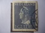 Stamps : America : Haiti :  Wilhelmina - (M/453 - S/278)