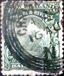 Stamps : Oceania : New_Zealand :  1/2 penny 1900